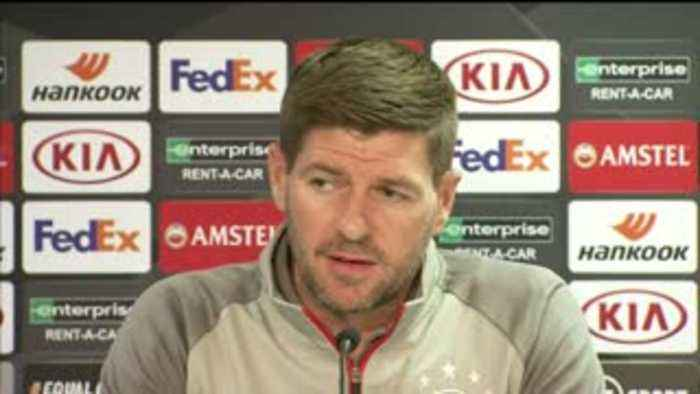 'Rangers squad better suited to EL'