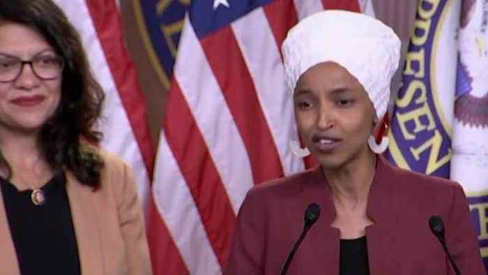 Trump Slams Ilhan Omar Citing Tweet About Her 'Partying' On 9/11 Anniversary