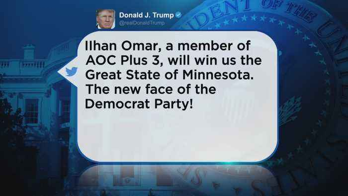 Political Headlines: Trump Again Tweets About Omar & More