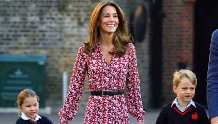 Clues That Kate Middleton Might Be Pregnant With Baby Number Four