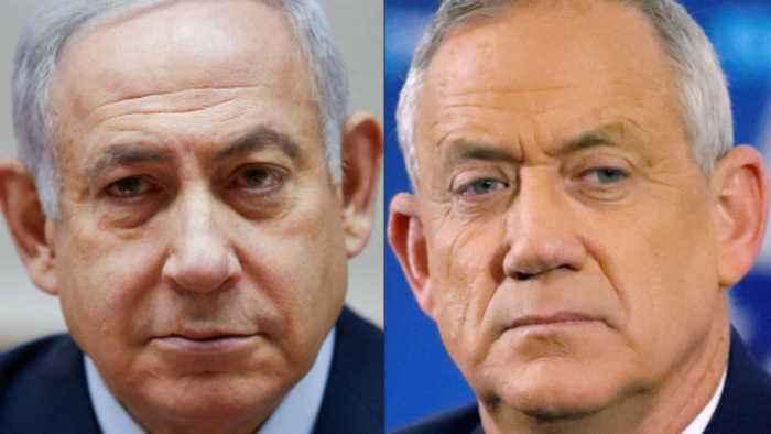 Israel Election Heads for Deadlock Between Netanyahu and Gantz