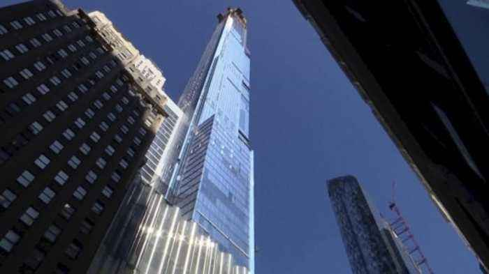 Towering Heights! 'Topping-Out Ceremony' Held for Tallest Residential Building in the World