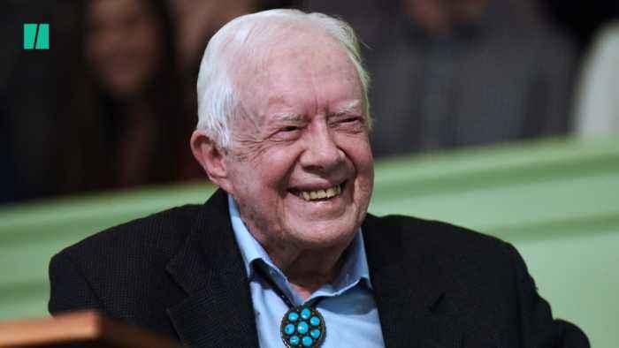 Former President Jimmy Carter Joins Presidential Age Debate