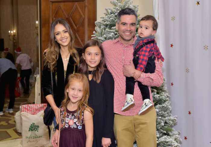 Jessica Alba learns from her children