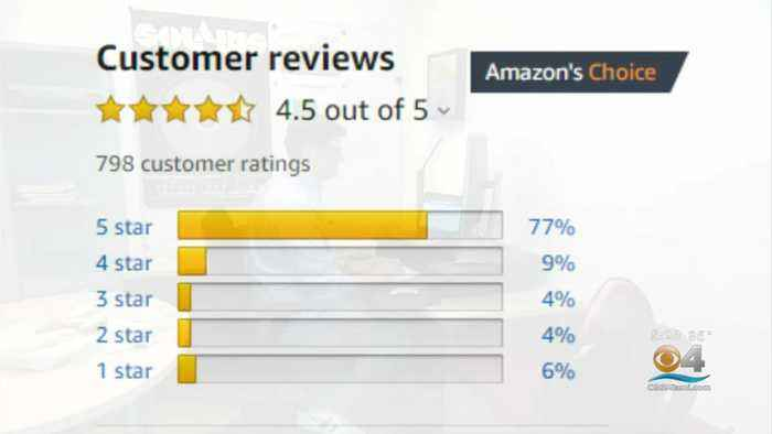 Consumer Reports: Watch Out For Fake Amazon Reviews
