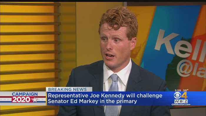 Joe Kennedy To Announce Senate Run Against Ed Markey