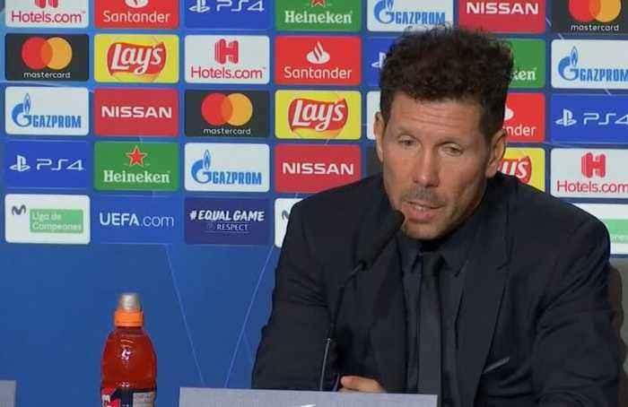 Simeone hopes late fightback gives Atletico positive momentum