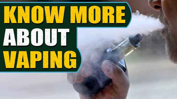 Centre bans vaping e-cigarettes in India; What made govt take the decision   Oneindia News