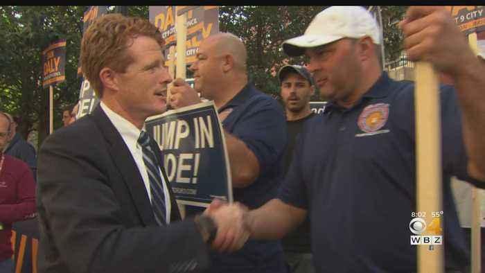Joe Kennedy Will Challenge Ed Markey In Senate Primary