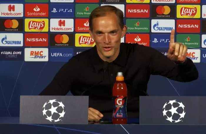 Tuchel praises players after 3-0 thrashing of Real Madrid
