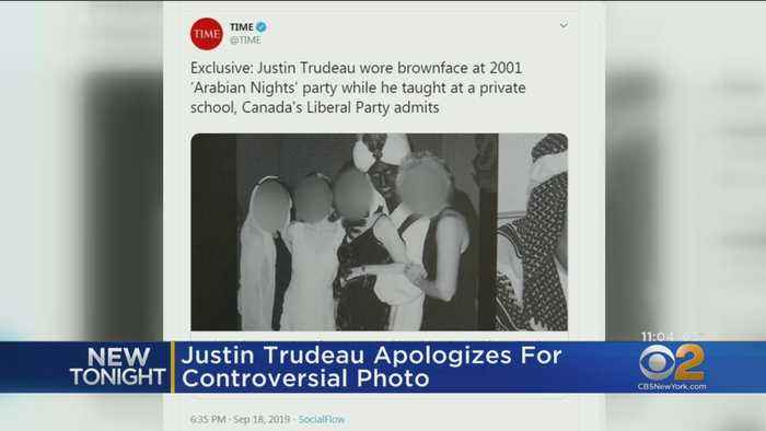 Picture Of Canadian PM In Brownface Discovered