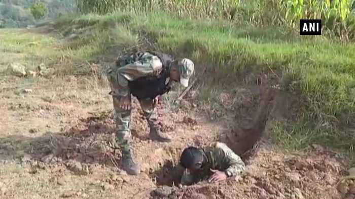 Indian Army destroys 9 mortar shells found along LoC in JK Poonch