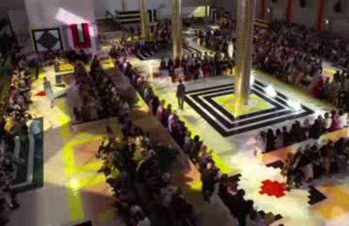 Prada chooses style over fashion at Milan catwalk show