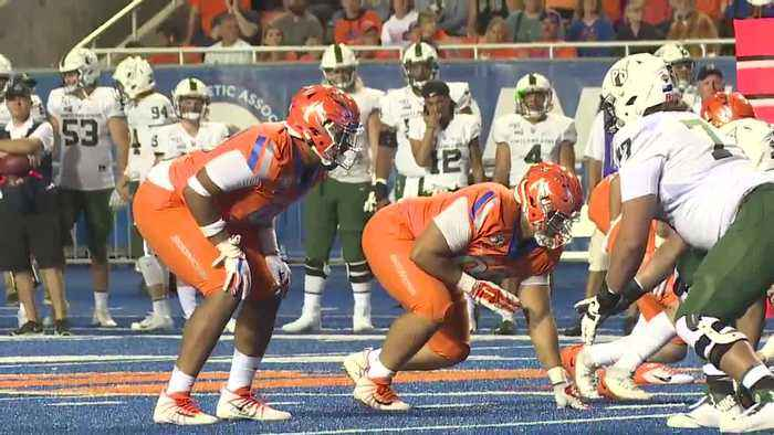 Curtis Weaver leads the charge for Boise State's elite defense