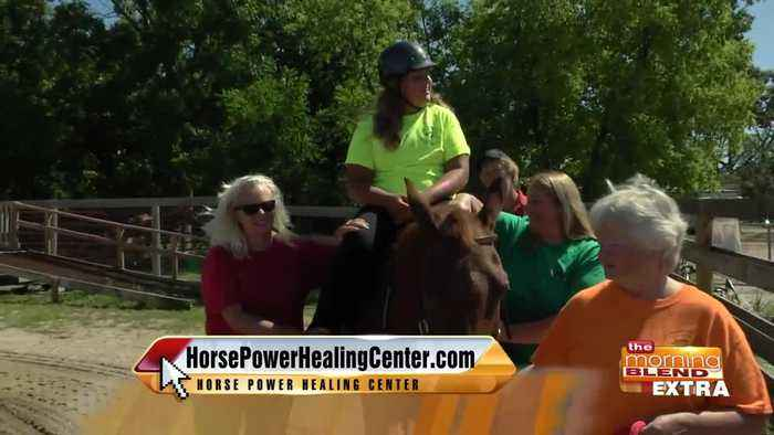 Blend Extra: The Healing Power of Horses