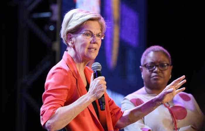 Sen. Elizabeth Warren Wants Washington, DC to Be 51st State