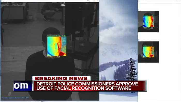 Detroit Police Commissioners approve use of facial recognition software
