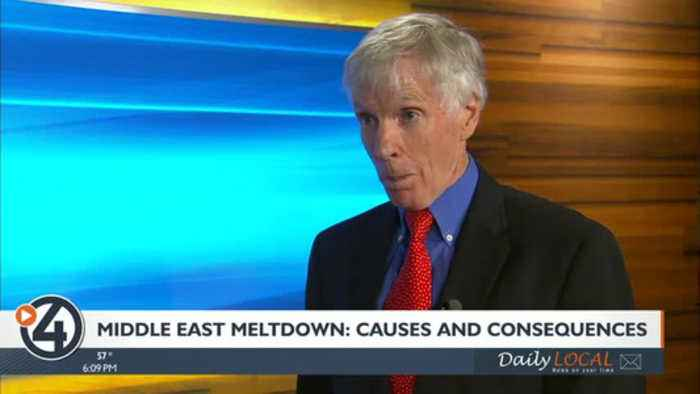 Middle East Meltdown: Causes and Consequences with Ryan Crocker