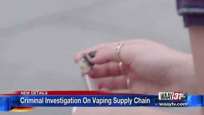 15 Vaping Illness Reports In Alabama