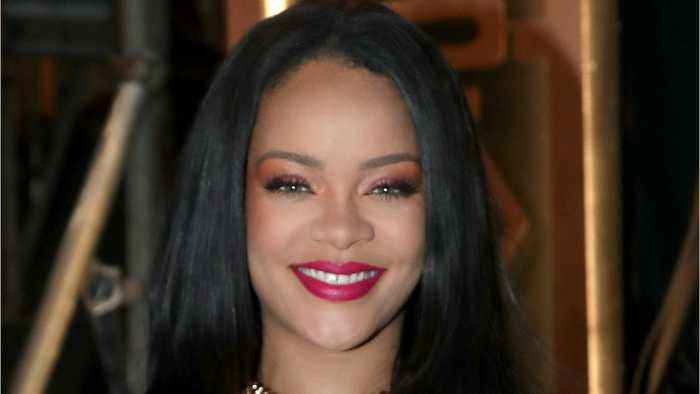 Watch Rihanna's Savage X Fenty Lingerie Show On Amazon