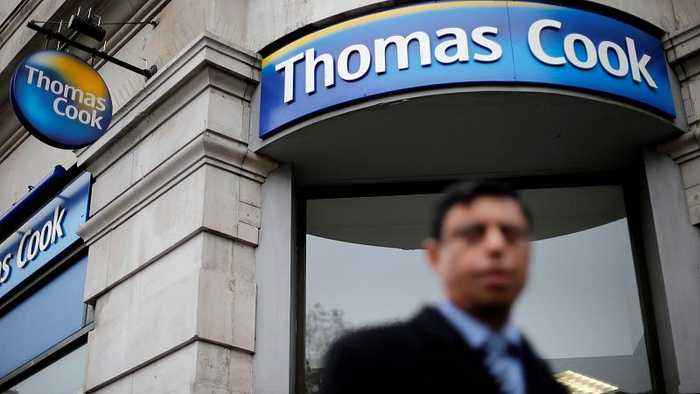 British travel agency Thomas Cook fighting to prevent collapse