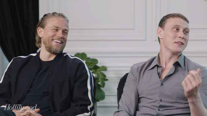 Charlie Hunnam on Flubbing Lines, Improvisation and More in 'True History of the Kelly Gang' | TIFF 2019
