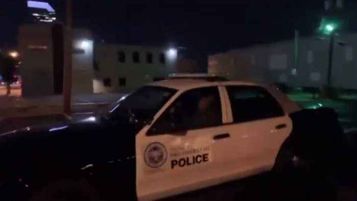 Investigation Underway After Oklahoma City Police Officer Caught Sleeping on the Job