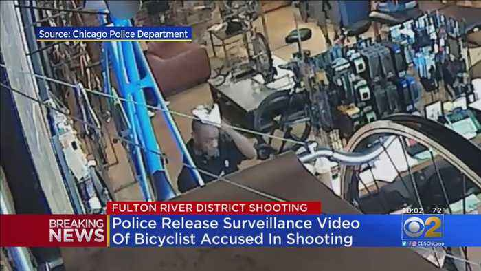 New Video Shows Suspected Fulton River District Gunman