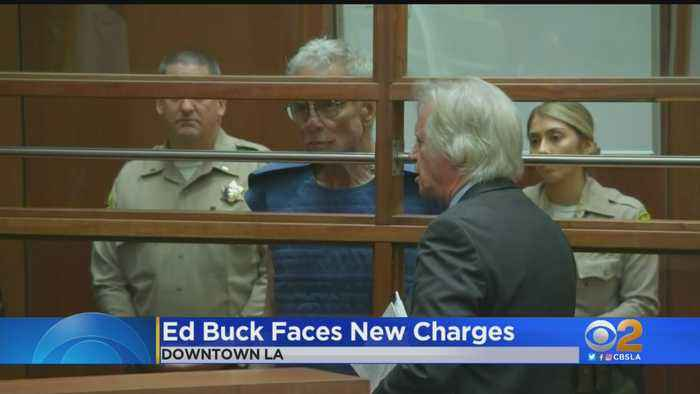 Ed Buck Federally Charged In 2017 Overdose Death Of Gemmel Moore, Victim's Mother Speaks Out