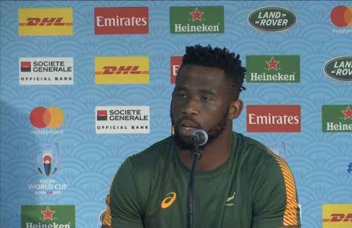 'It is a good way to start the World Cup' - Springboks' skipper Kolisi