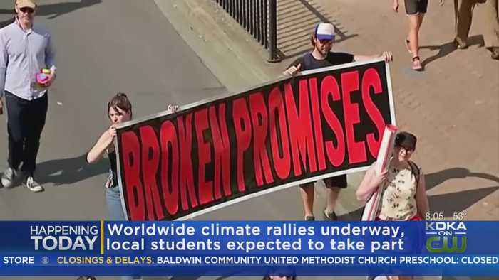 Local Students To Take Part In Worldwide Climate Change March