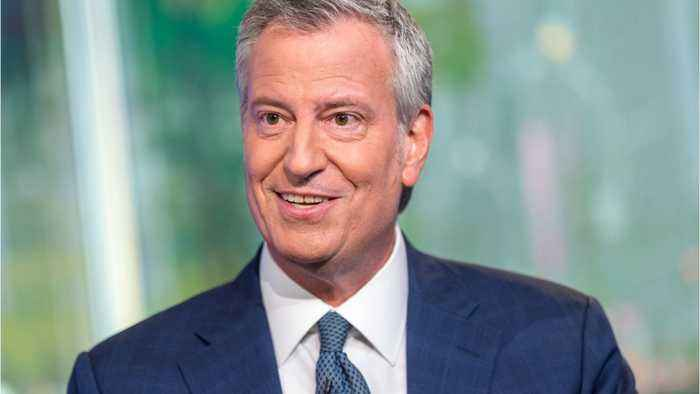 Bill De Blasio Drops Out Of The 2020 Presidential Race