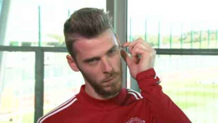 De Gea: It's time to show my best