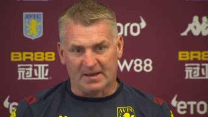 'Villa row is behind players'