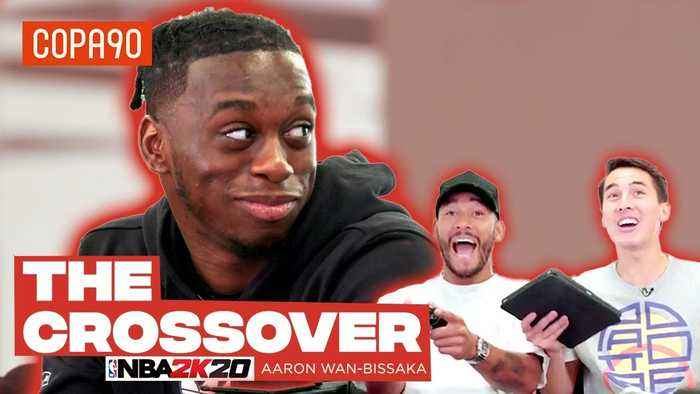 Aaron Wan-Bissaka vs Josh Denzel on NBA 2K20! | 'The DISRESPECT!' 😭| The Crossover