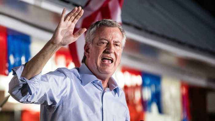 New York Mayor Bill de Blasio Drops Out 2020 Presidential Race