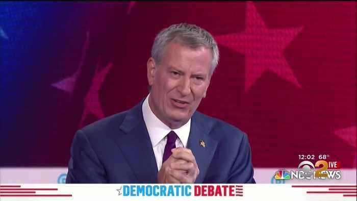 With De Blasio Out Of Presidential Race, New York Mayor Duties Back On Deck