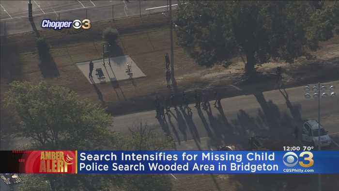 Search Intensifies For Missing 5-Year-Old Dulce Maria Alavez In Bridgeton, New Jersey