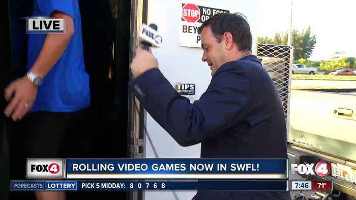 New business delivers unique video game experience to front door