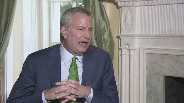 Mayor De Blasio Drops Out Of 2020 Race
