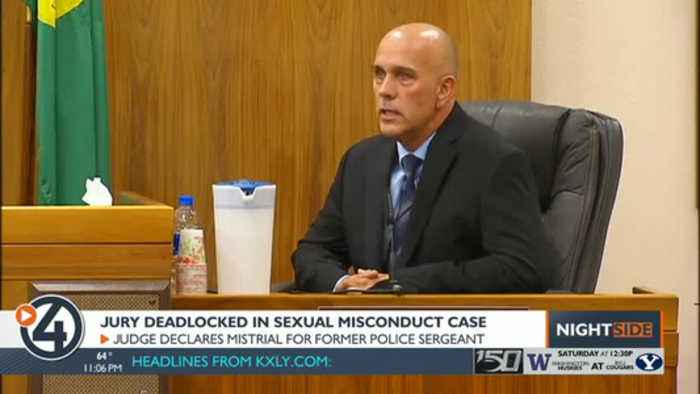 Deadlocked jury forces mistrial in case of Pullman Police sergeant accused of sexual misconduct