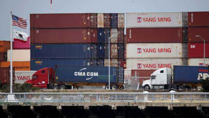 U.S. Grants Tariff Exemptions For Hundreds Of Chinese Goods