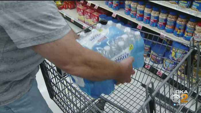 Bottled Water And Water Buffaloes In High Demand During Boil Advisory