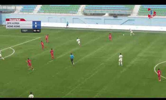 LIVE: AFC U-16 Championship 2020 Group I Qualifiers - DPR Korea vs Hong Kong (21 September 2019)