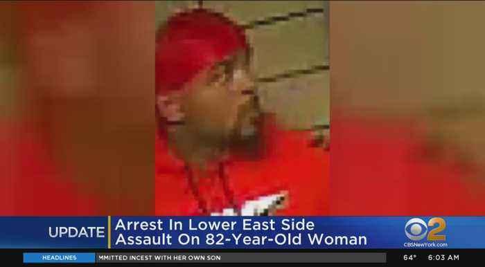 Arrest In Lower East Side Assault On 82-Year-Old Woman
