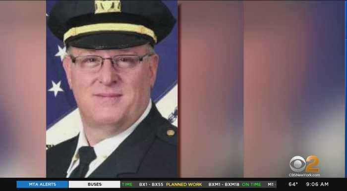 Funeral Held Saturday For NYPD Inspector Killed In Motorcycle Crash