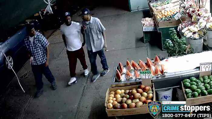 Police: Man Hurled Mango At 67-Year-Old, Punched Him In The Face