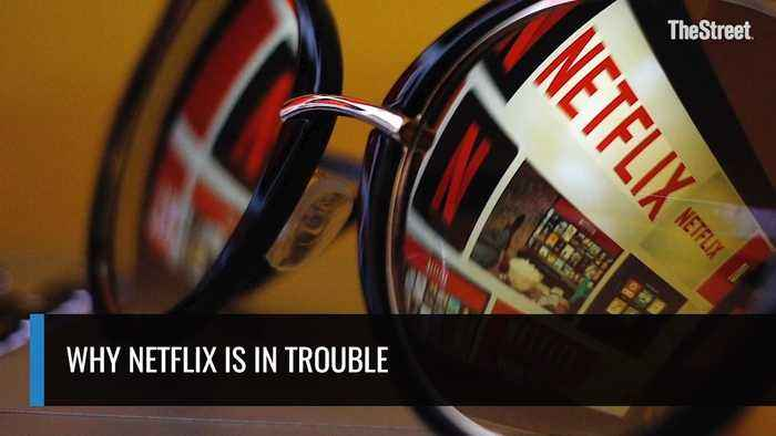 Why Netflix May Be In Trouble?