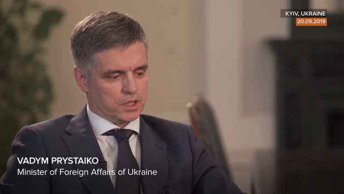 Ukraine minister denies Trump put pressure on Zelenskiy during call