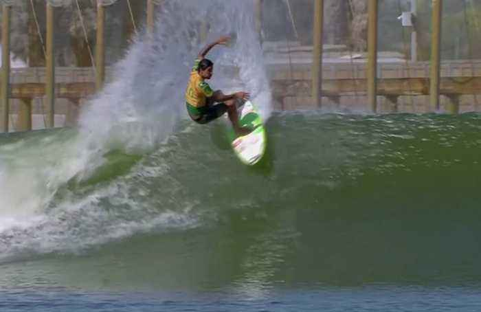 Medina and Peterson claim WSL Freshwater Pro titles at Surf Ranch wavepool